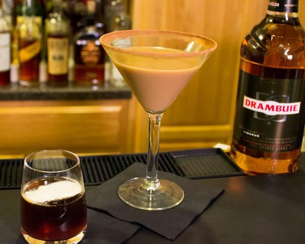 Cappuccino Martini by Drambuie
