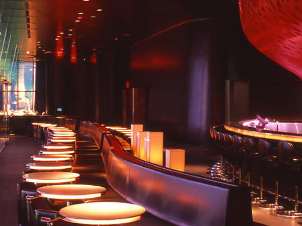 Delano Las Vegas' Mix Lounge