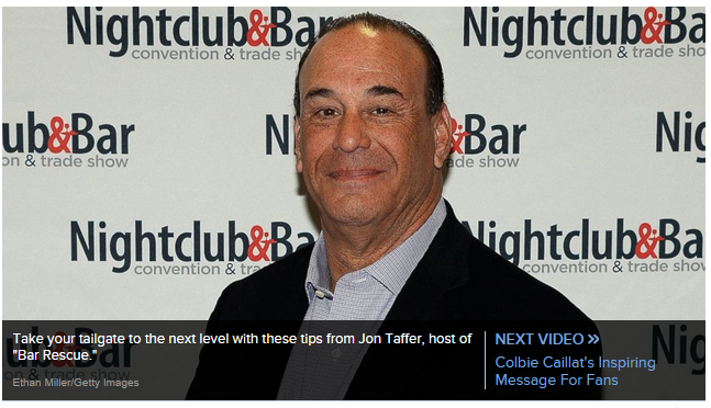 Rescue Your Tailgate with Jon Taffer on Good Morning America