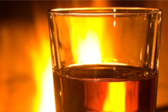 cinnamon behind the bar
