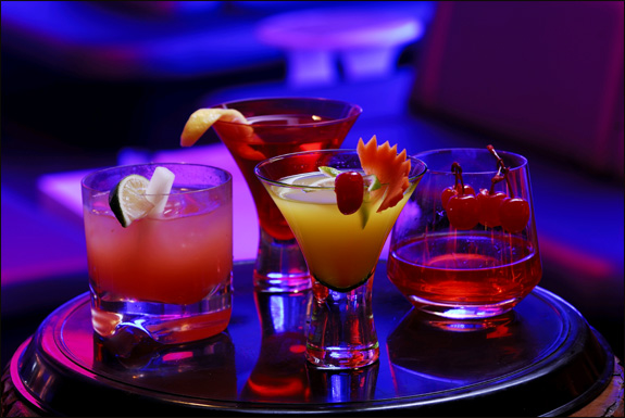 The Value of Variety on Drink Menus
