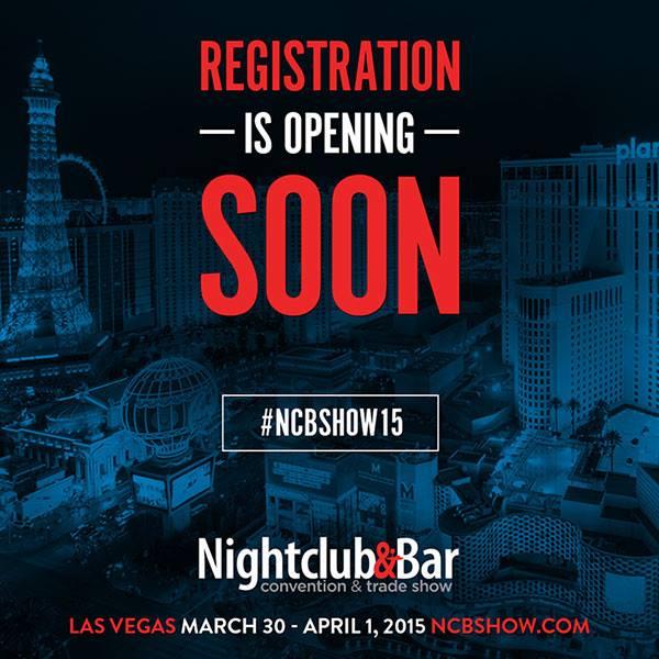 Nightclub & Bar Registration Opening Soon
