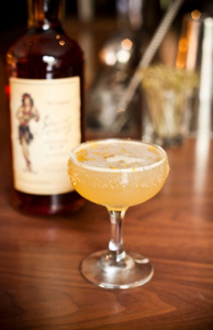 Sailor Jerry Sidecar