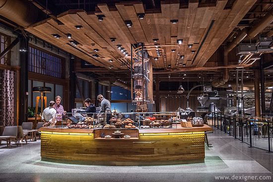 Starbucks Reserve Roastery and Tasting Room