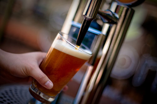 Beer distributor payments to freeze out competitors.