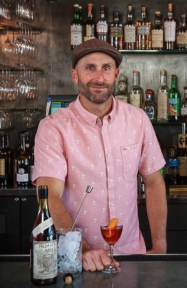 Christian Siglin Bartender of the Month