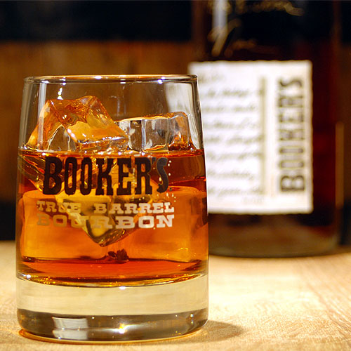 The Original Small Batch Bourbon - Booker's