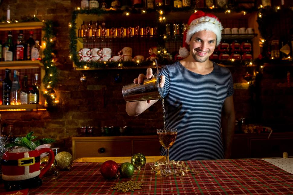 How to Stock Your Bar for the Holidays