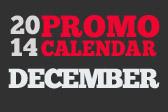 2014 December Promo Caldendar