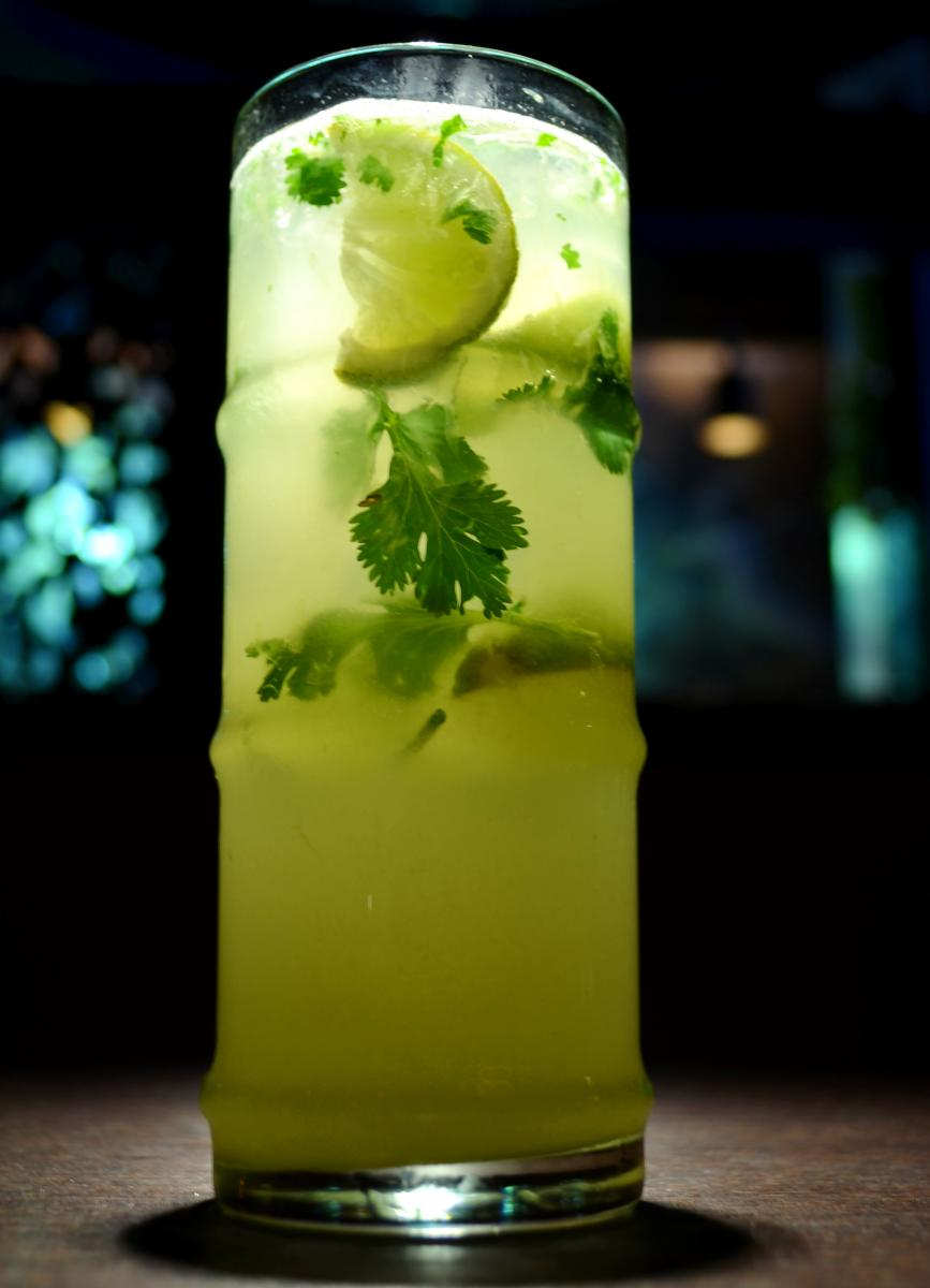 Chinese Mule Cocktail