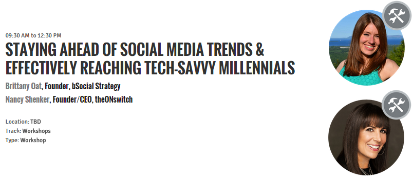 Keeping up with Social Media Trends & Effectively Reaching Tech-Savvy Millennials