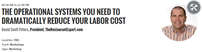 Operational Systems You Need to Dramatically Reduce Your Labor Cost
