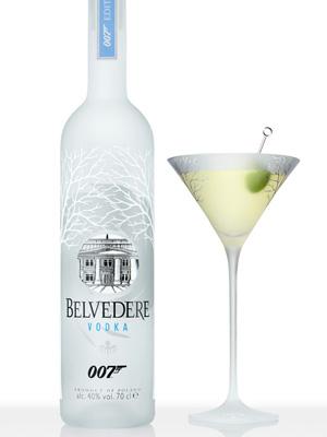 Belvedere Spectre 007 Martini