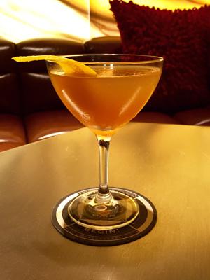Goldfinger Cocktail Recipe