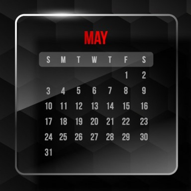 May Promotion & Holiday Calendar
