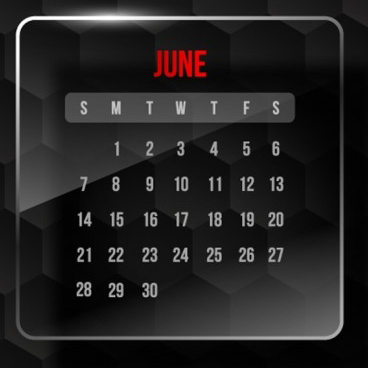 June Promotion & Holiday Calendar
