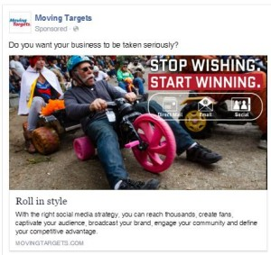 Facebook Ads in Marketing Plans