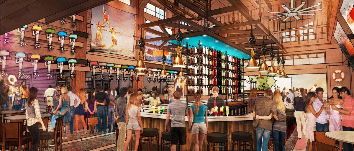 The Boathouse Restaurant Opening in Walt Disney World Spring 2015