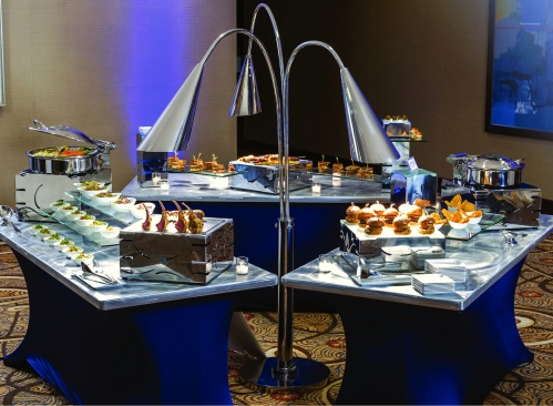 Fusion Buffet System