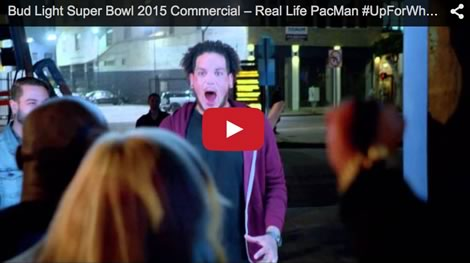 Bud Light Super Bowl Commercial