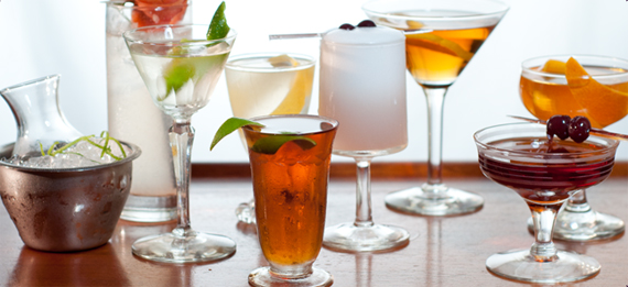 Lower Alcohol Cocktails