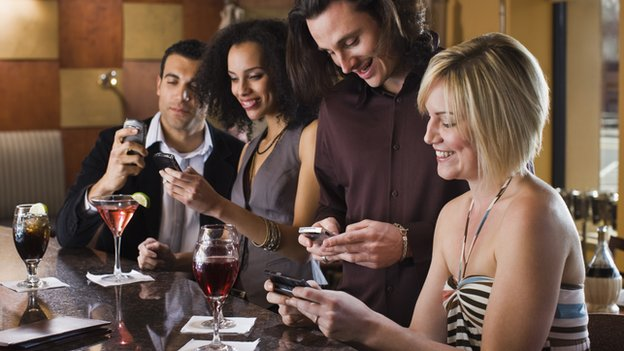 Email and Mobile Marketing for bars and restaurants