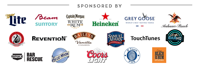 Nightclub & Bar Show Sponsors
