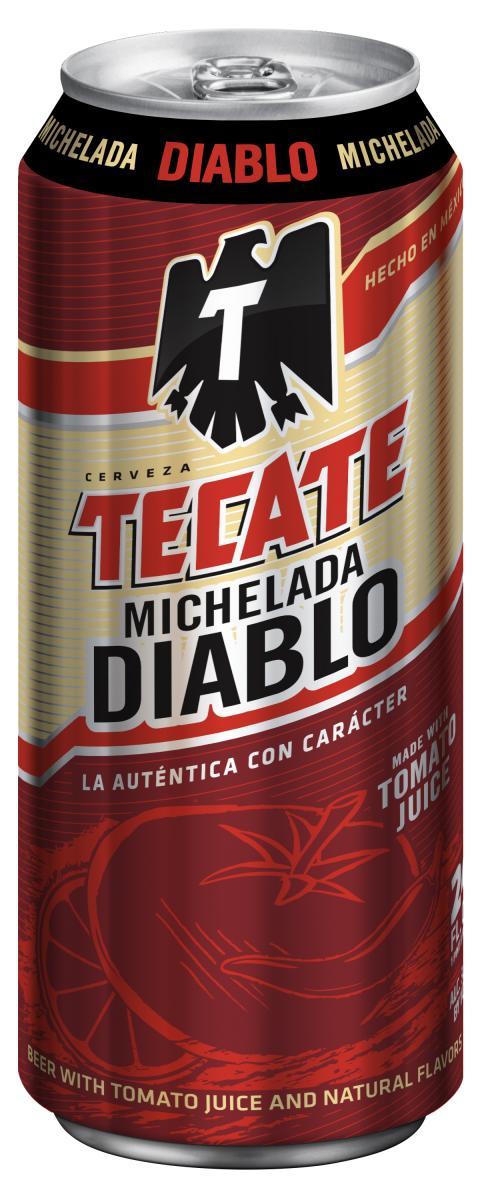 Tecate Diablo