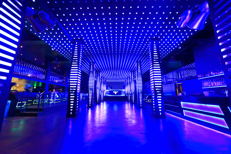 An Eco Friendly Approach To Nightlife Green Is The New