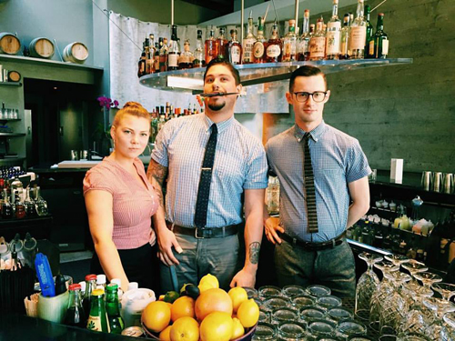 Teardrop Cocktail Lounge - Portland, OR