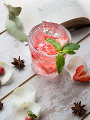 Cupid's Cup cocktail recipe