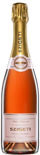 Szigeti Pinot Noir RosA(C) Sekt Brut