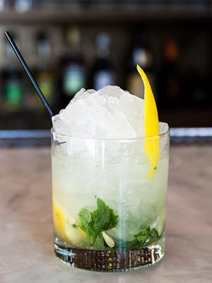 Lemon Smash - Preux & Proper cocktail