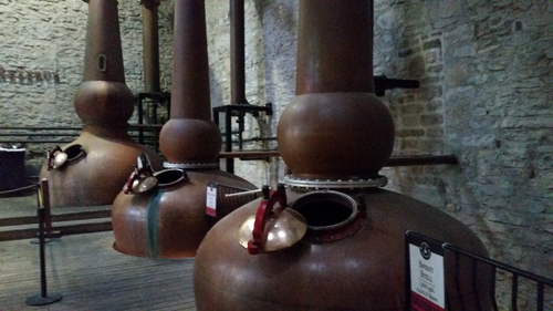 Stills from Scotland - Woodford Reserve Distillery