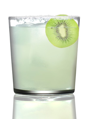 Kiwi Margarita - Tequila Avion - National Margarita Day