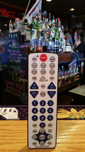 Bar Buddy Remote - Nightclub & Bar Show Product Watch