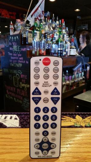 Bar Buddy Remote - Nightclub & Bar Show Product Watch