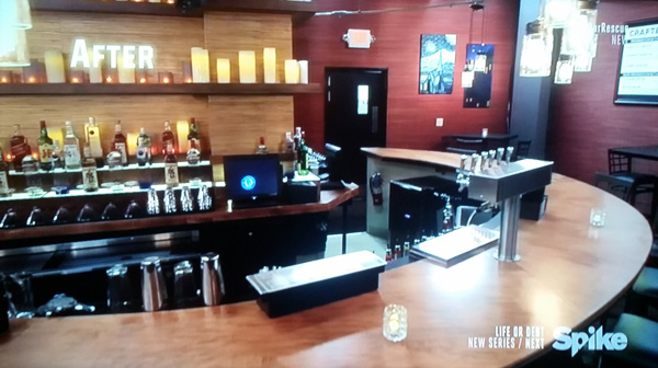 Spike TV Bar Rescue with Jon Taffer - Crafted St. Louis