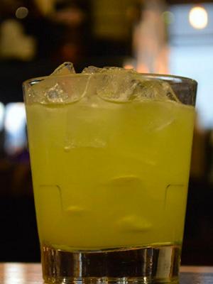 Irish Joy Cocktail at Penn Commons