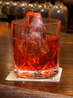 Precision Pilot Cocktail