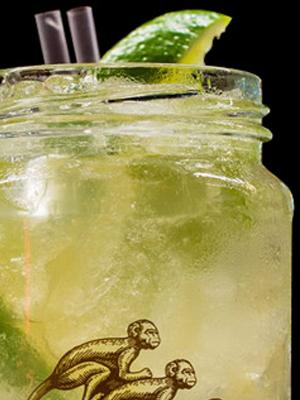 Monkey Mojito cocktail recipe - International Whiskey Day