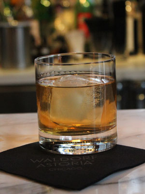 Paddy in Chicago cocktail recipe - International Whiskey Day