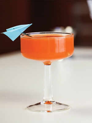 Paper Plane cocktail recipe - International Whiskey Day