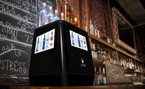 Fully automated gelatin shot maker - Jevo