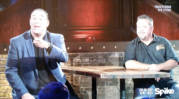 Jon Taffer and Rob Hoffman - Spike TV's Bar Rescue Back to the Bar