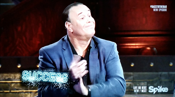 Jon Taffer and Patriot House - Spike TV's Bar Rescue Back to the Bar