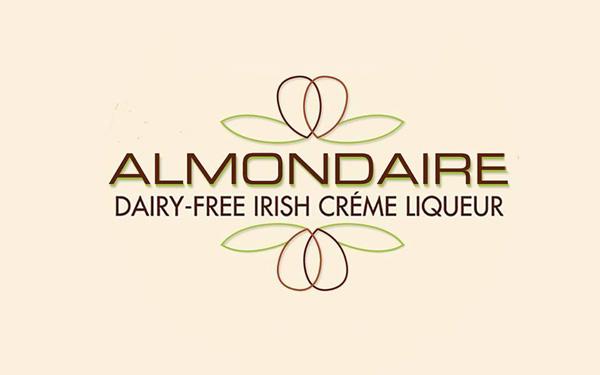 Dairy free gluten free vegan cream liqueur - Almondaire