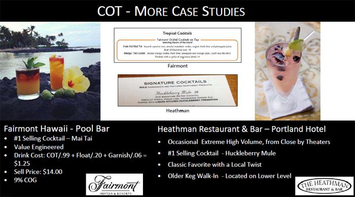 Cocktails on tap case study number 2 - Kathy Kasey Liquid Kitchen
