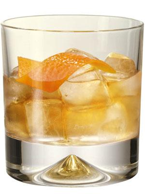 Dewar's Old Fashioned - National Tartan Day