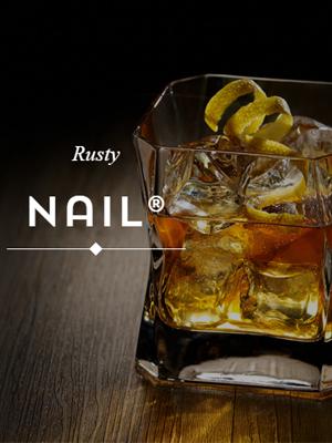 Drambuie Rusty Nail - National Tartan Day